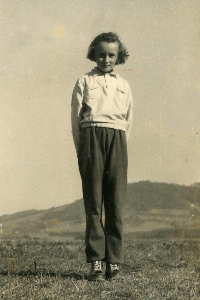 Ukázka retuše historické fotografie - PŘED