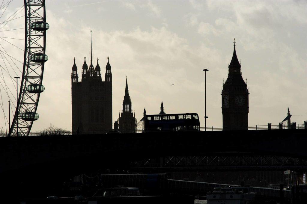 Fotografie města - Londýn