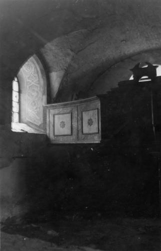 Stará černobílá fotografie