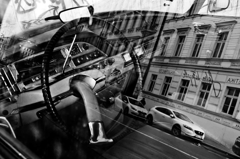 Michal Dobiáš Černobílé fotografie do interiérů a kanceláří na prodej