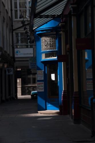 Fotografie města - Londýnské zákoutí