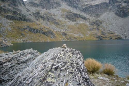 Fotografie přírody - Jezero Alta