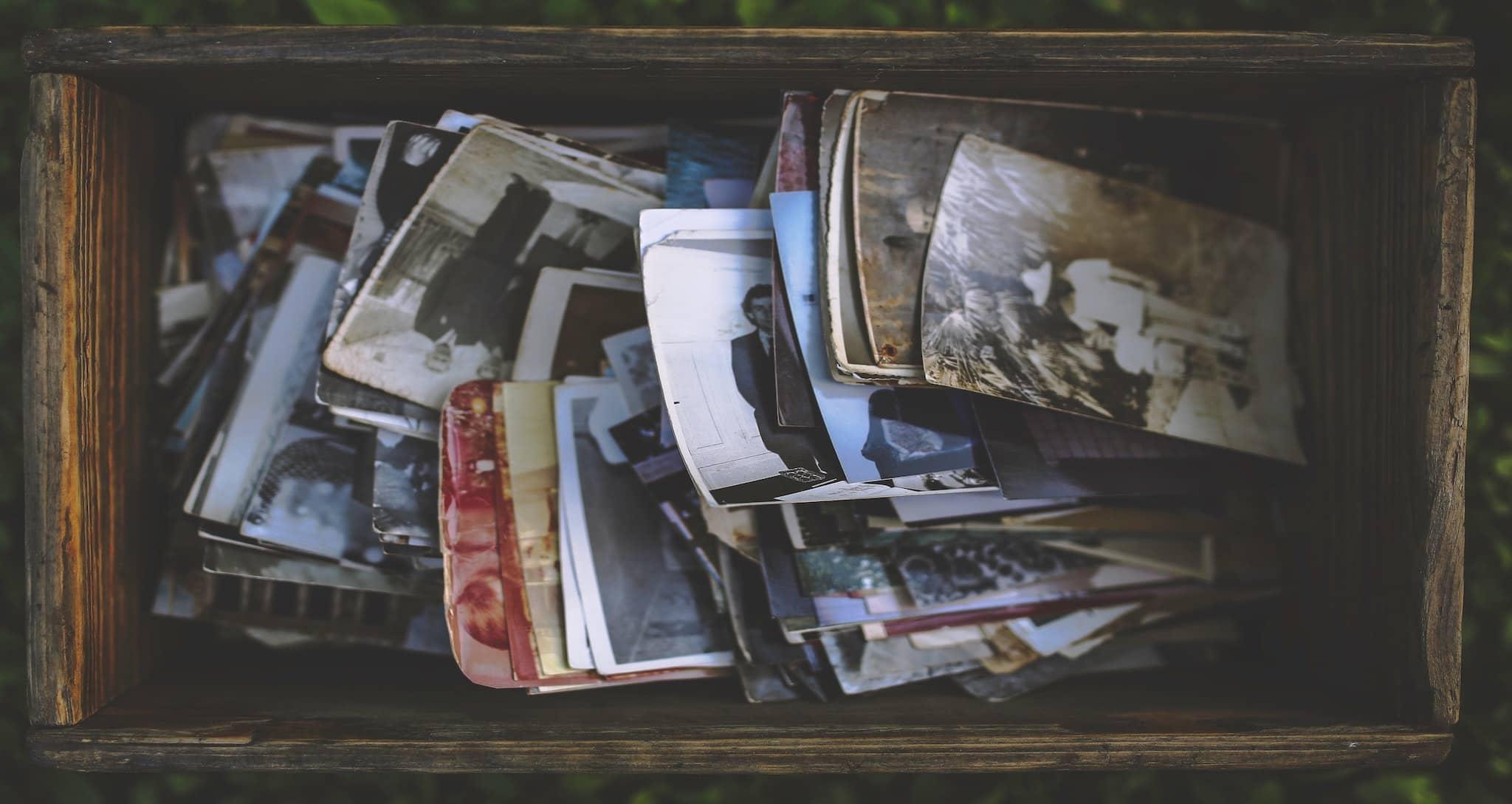 Oprava a digitalizace starých fotografií