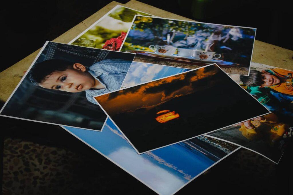 Skenování fotografií