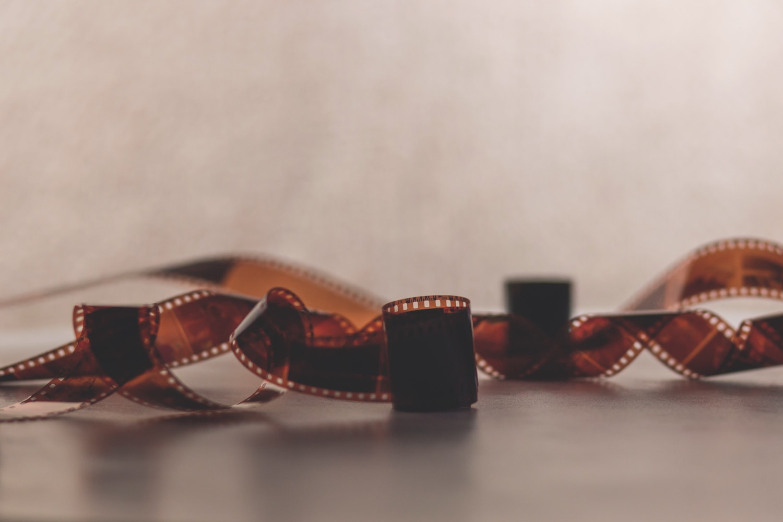 Negativní kinofilm digitalizace skenování